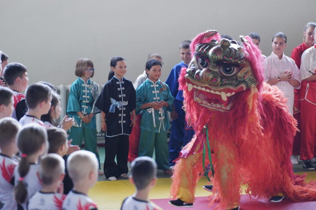 Соревнования Кунг фу 2021
